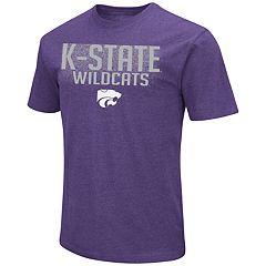 Men's Kansas State Wildcats Wordmark Tee