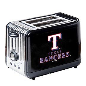 Texas Rangers Two-Slice Toaster