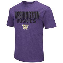 Men's Washington Huskies Wordmark Tee