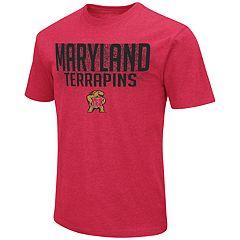 Men's Maryland Terrapins Wordmark Tee