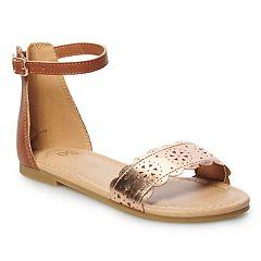 SO® Giraffe Girls' Sandals