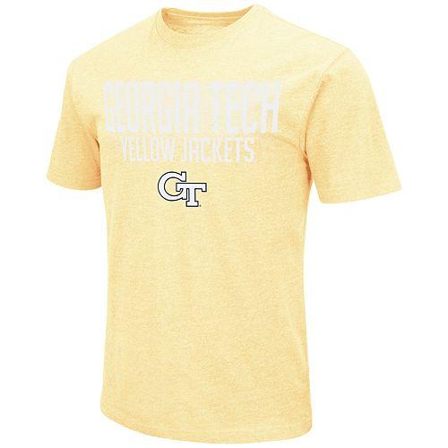 Men's Georgia Tech Yellow Jackets Wordmark Tee