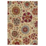 KHL Rugs Suzana Floral Rug
