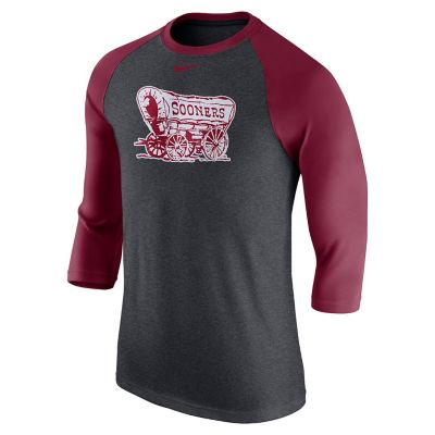 Men's Nike Oklahoma Sooners Logo Tee