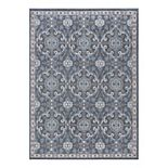 KHL Rugs Izel Brocade Indoor Rug