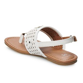 SO® Sunny Girl's Sandals