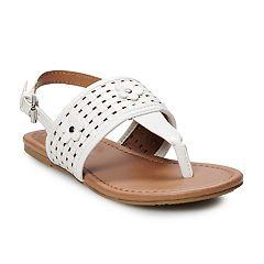 SO® Sunny Girl's Sandals
