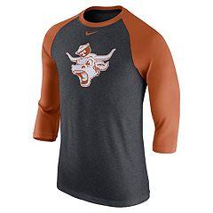 Men's Nike Texas Longhorns Logo Tee