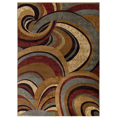 KHL Rugs Richmond Abstract Rug