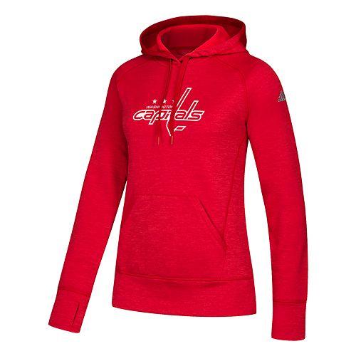 timeless design 17a04 0e596 Women's adidas Washington Capitals Team Issue Hoodie