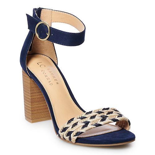 LC Lauren Conrad Tiramisu Women's High Heel Sandals