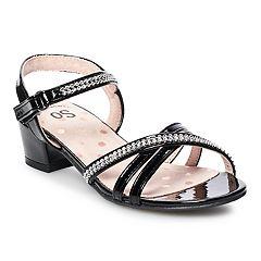 SO® Daffodil Girls' High Heel Sandals