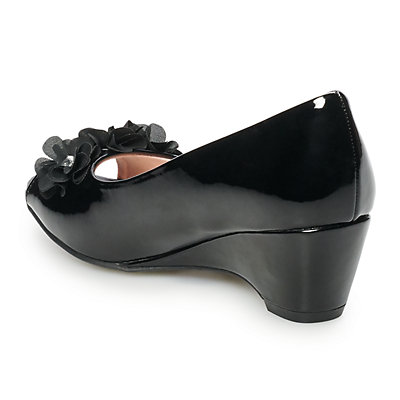 SO® Puddle Girls' Wedges