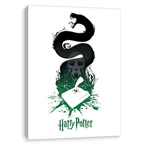 Artissimo Harry Potter Poisoned Riddle Canvas Wall Art