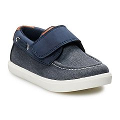Jumping Beans Oatmeal Toddler Boys' Boat Shoes