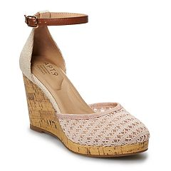 766691f41a Apt. 9® Jacques Women's Ankle Strap Wedge Sandals