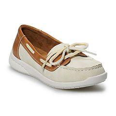 Croft & Barrow® Steeple Women's Boat Shoes