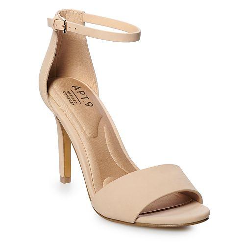 Apt. 9® Mariana Women's High Heel Sandals