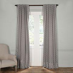 EFF Cobblestone Blackout Window Curtain
