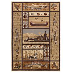KHL Rugs Retreat Area Rug