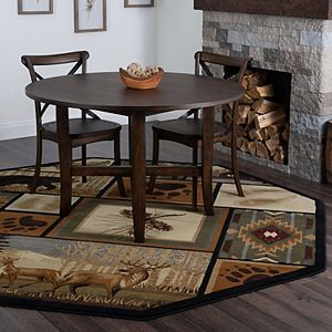 KHL Rugs Northern Wildlife Area Rug