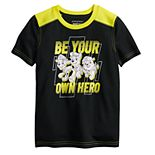 """Boys 4-12 Jumping Beans® Paw Patrol """"Be Your Own Hero"""" Active Tee"""