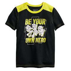Boys 4-12 Jumping Beans® Paw Patrol 'Be Your Own Hero' Active Tee