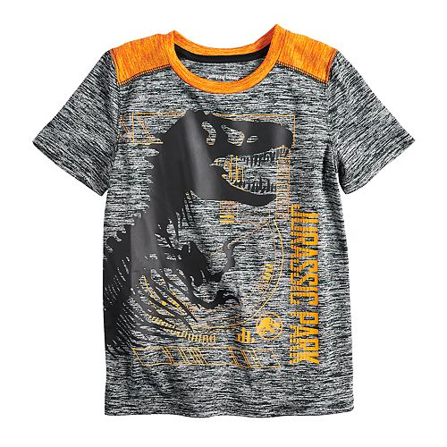 Boys 4-12 Jumping Beans® Jurassic Park Space Dyed Active Tee