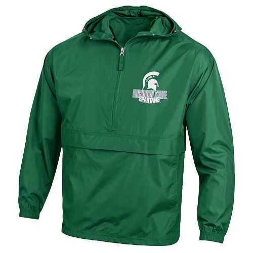 Men's Michigan State Spartans Packable Jacket