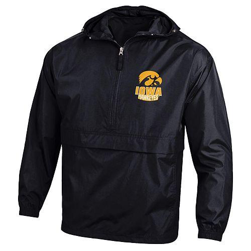 Men's Iowa Hawkeyes Packable Jacket