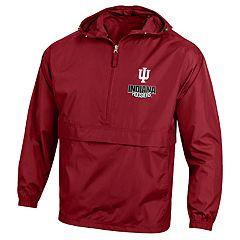 Men's Indiana Hoosiers Packable Jacket