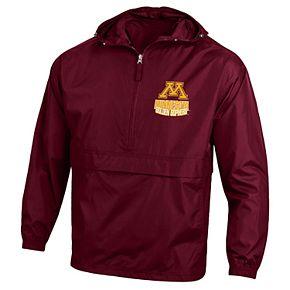 Men's Minnesota Golden Gophers Packable Jacket