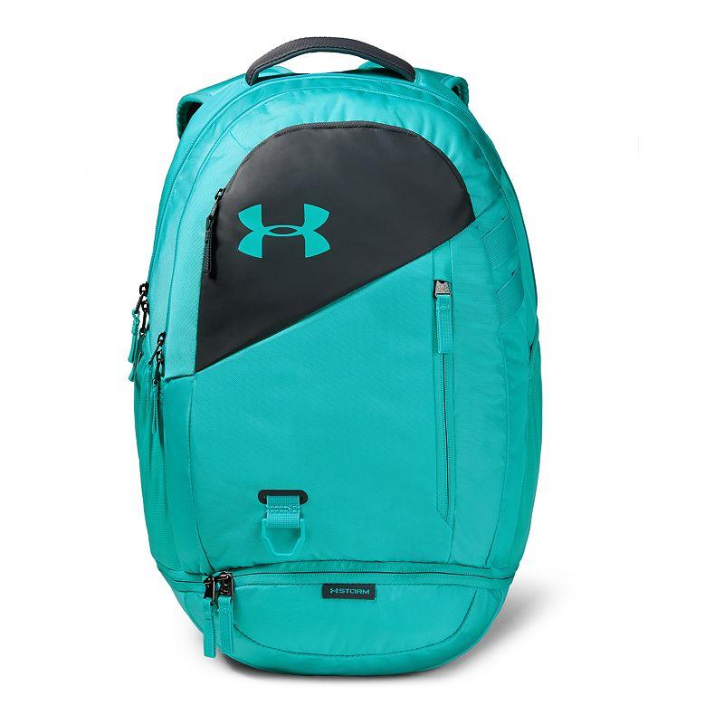 Under Armour Hustle 4.0 Backpack, Dark Blue