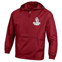 Men's Oklahoma Sooners Packable Jacket