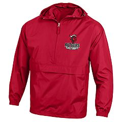 Men's Rutgers Scarlet Knights Packable Jacket