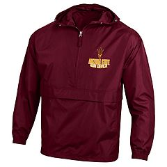 Men's Arizona State Sun Devils Packable Jacket
