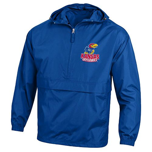 Men's Kansas Jayhawks Packable Jacket