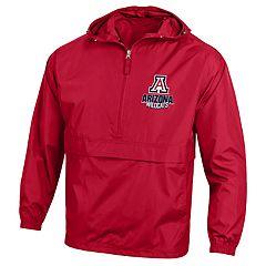Men's Arizona Wildcats Packable Jacket