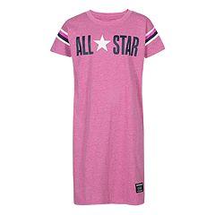 534afa0538c8 Girls 7-16 Converse All-Star Graphic T-Shirt Dress