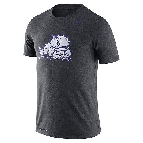 Men's Nike TCU Horned Frogs Legend Logo Tee