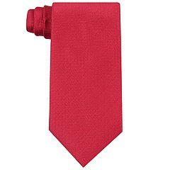Men's Croft & Barrow® Oxford Solid Extra-Long Tie