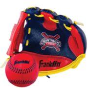 """Franklin 8.5"""" Air Tech Adapt Baseball Glove & Ball Set"""