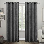 Exclusive Home 2-pack Twig Insulated Blackout Window Curtains
