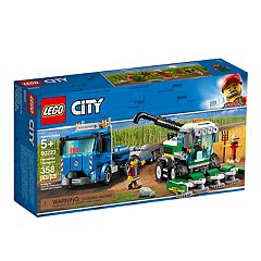 LEGO City Harvester Transport 60223