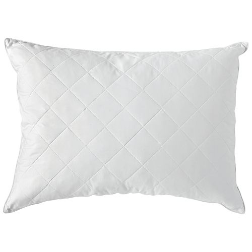 Sealy Premier Quilted Cotton Cover Cool Comfort Pillow