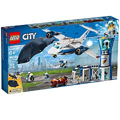 LEGO City Police Air Base 60210