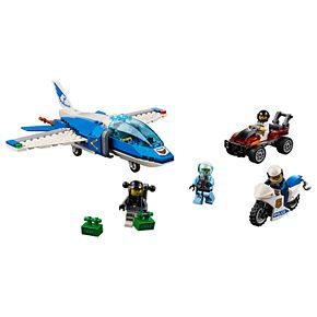 LEGO City Police Parachute Arrest 60208