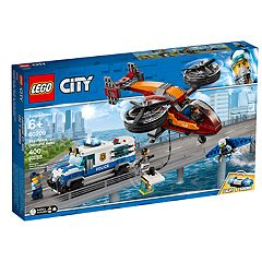 LEGO City Police Diamond Heist 60209