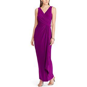 Women's Chaps Dresses Sleeveless Evening Dress