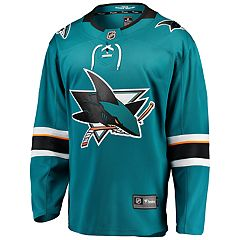 Men's Fanatics San Jose Sharks Jersey